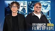 Neil Gaiman and Guillermo del Toro