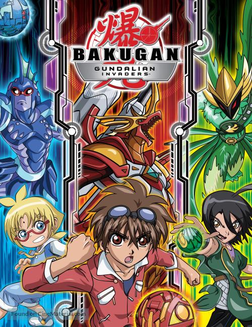 Bakugan Battle Brawlers: Gundalian Invaders (TV Series 2010
