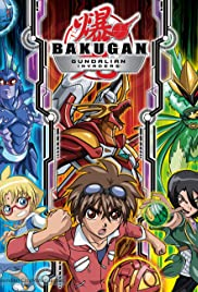 Bakugan Battle Brawlers: Gundalian Invaders Poster