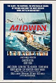 Midway (1976) Poster - Movie Forum, Cast, Reviews