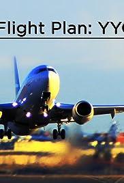 Flight Plan: YYC Poster