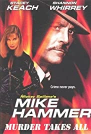 Mike Hammer: Murder Takes All (1989) Poster - Movie Forum, Cast, Reviews