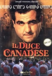Il duce canadese Poster
