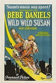 Wild, Wild Susan Poster