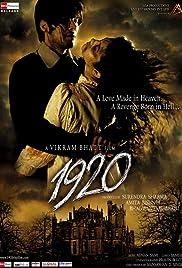 1920(2008) Poster - Movie Forum, Cast, Reviews