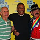 Ty Martin, Dennis Creamer, and Robert Mainor at an event for Before You Know It (2013)