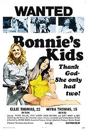 Bonnie's Kids(1972) Poster - Movie Forum, Cast, Reviews