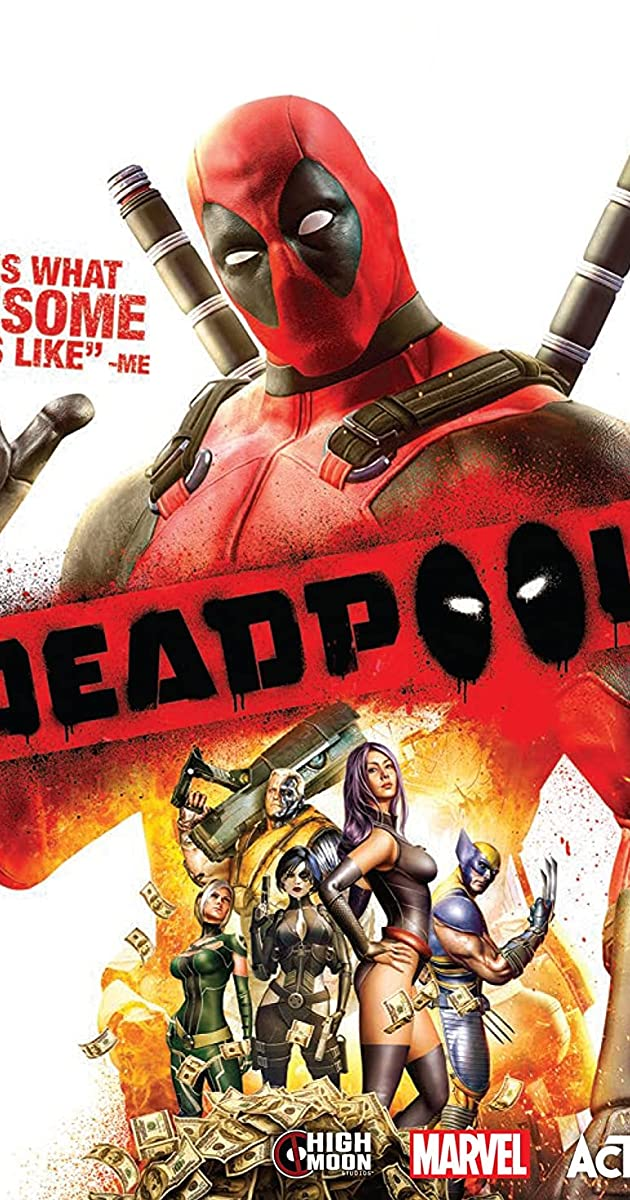 Deadpool Video Game 2013 Imdb