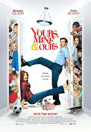 Yours, Mine & Ours Poster Image