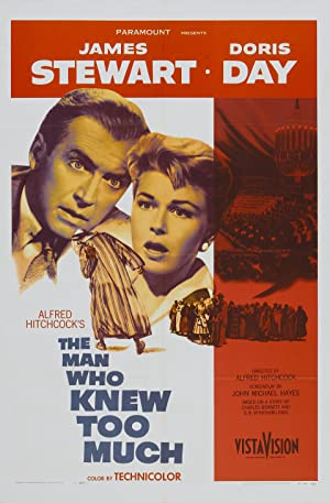 Movie The Man Who Knew Too Much (1956)