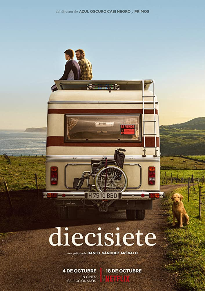 Baixar Filme Dezessete (2019) Dual Áudio MKV 1080P WEB-DL