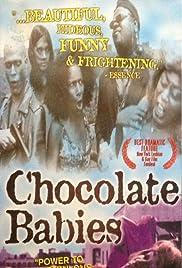 Chocolate Babies Poster