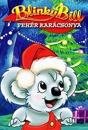 Blinky Bill's White Christmas Poster