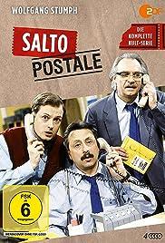 Salto postale Poster