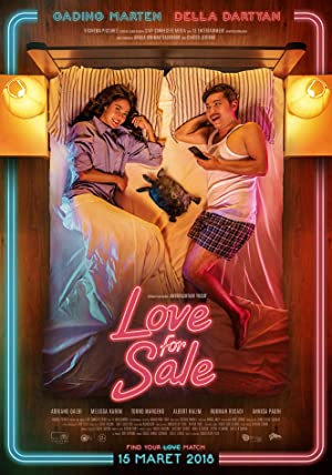 Where to stream Love for Sale