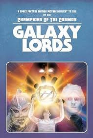 Von Bilka, Dan Underhill, and Zachary Baker in Galaxy Lords (2018)