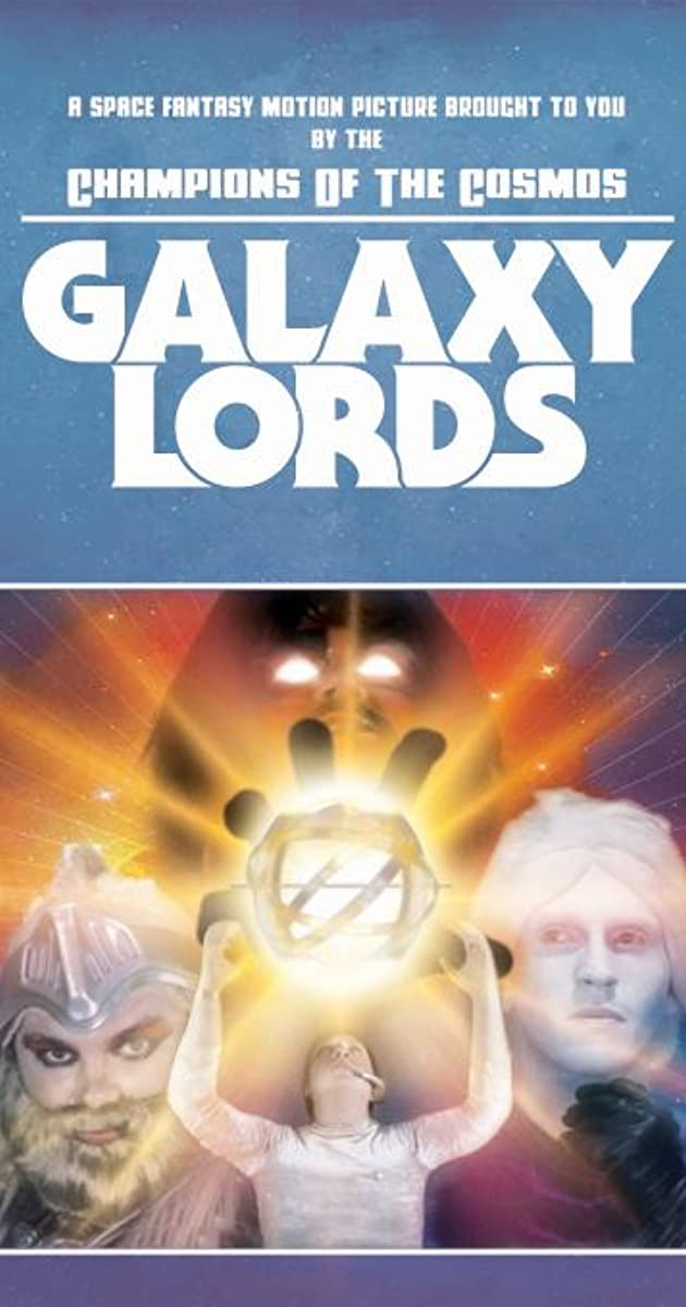 Subtitle of Galaxy Lords