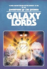 Galaxy Lords Poster