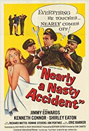 Nearly a Nasty Accident Poster