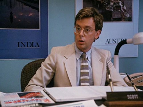 Steven Peterman in Hunter (1984)