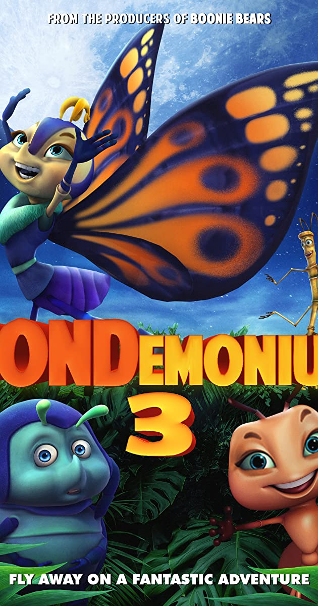 Subtitle of Pondemonium 3