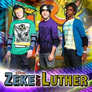 Where to stream Zeke and Luther
