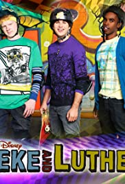 Zeke and Luther Poster
