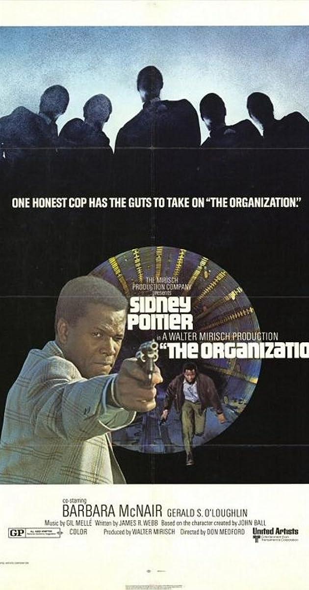 Subtitle of The Organization