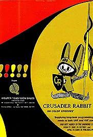 Crusader Rabbit Poster