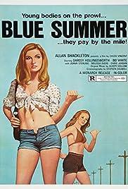 Blue Summer(1973) Poster - Movie Forum, Cast, Reviews