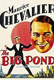 The Big Pond Poster