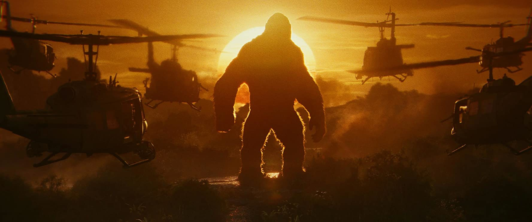 Terry Notary in Kong: Skull Island (2017)