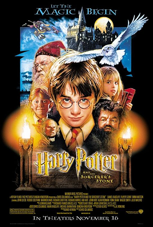 Harry Potter and the Sorcerer's Stone (2001) BluRay 480p, 720p, 1080p & 4K-2160p