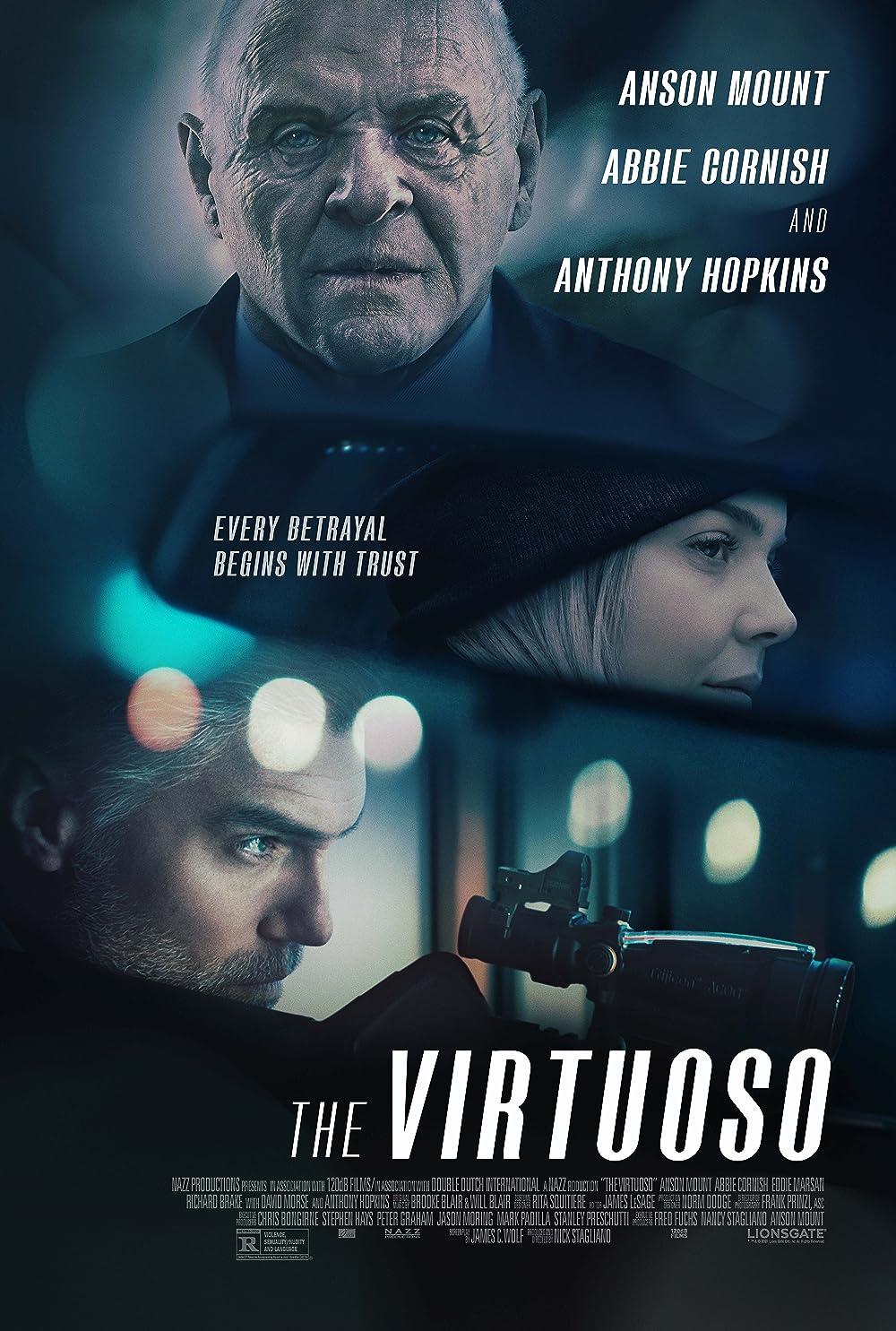 Virtuozas (2021) / The Virtuoso