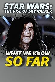 'Star Wars: The Rise of Skywalker' Poster