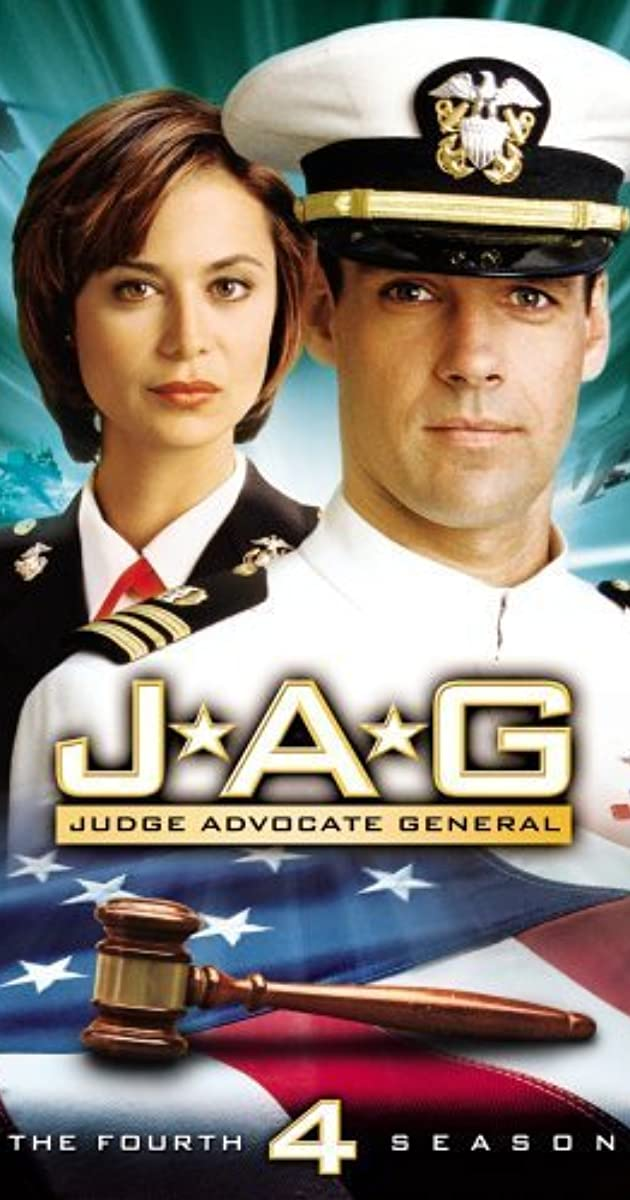 JAG (TV Series 1995–2005) - IMDb