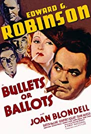 Bullets or Ballots (1936) Poster - Movie Forum, Cast, Reviews
