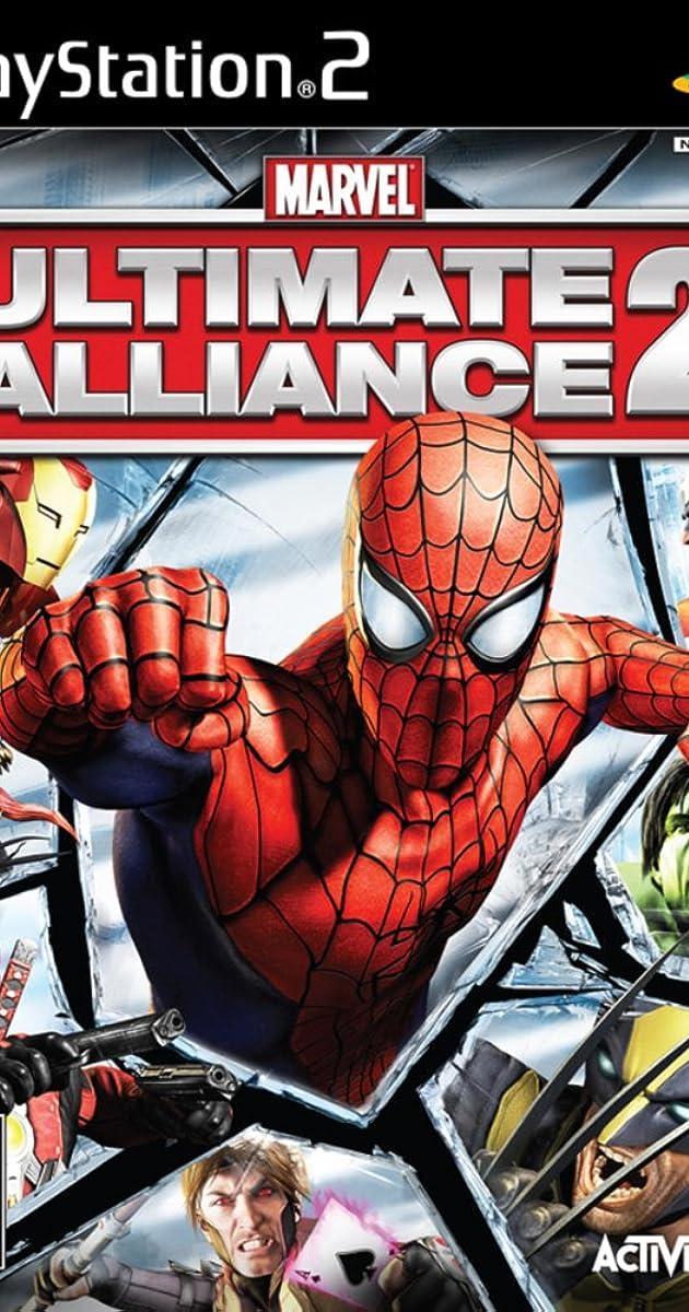 Marvel: Ultimate Alliance 2 (Video Game 2009) - IMDb