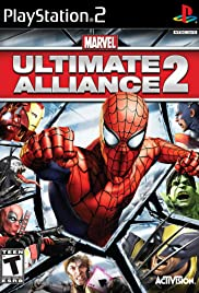 Marvel: Ultimate Alliance 2 Poster