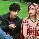 Shah Rukh Khan and Rani Mukerji in Kabhi Alvida Naa Kehna (2006)