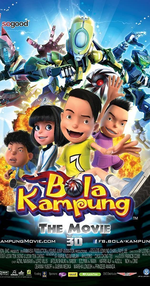 Bola Kampung: The Movie (2013) - Plot Summary - IMDb