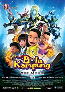 Movie downloads psp Bola Kampung: The Movie by P. Ramlee [640x352]