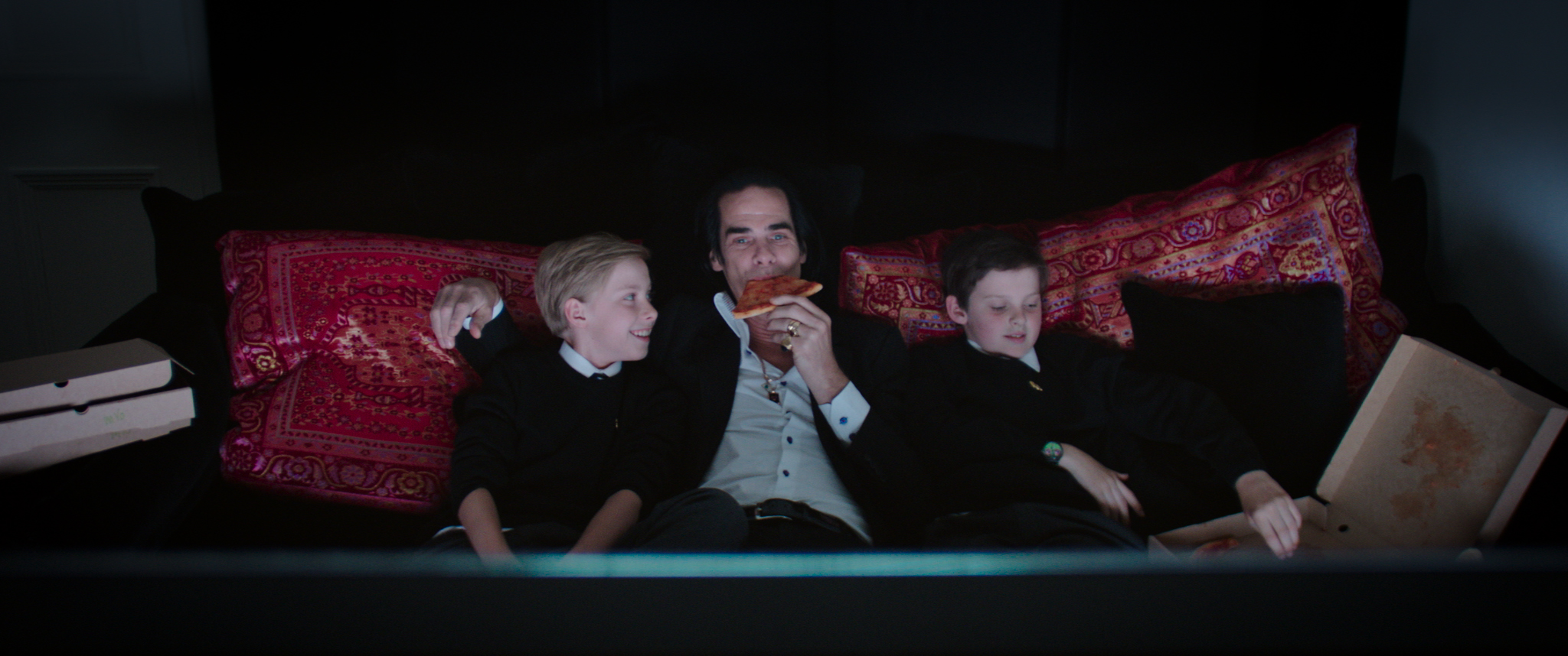 Nick Cave, Earl Cave, and Arthur Cave in 20,000 Days on Earth (2014)