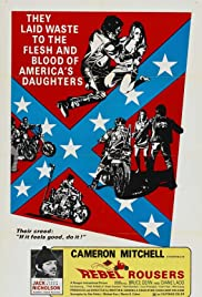 The Rebel Rousers (1970) Poster - Movie Forum, Cast, Reviews