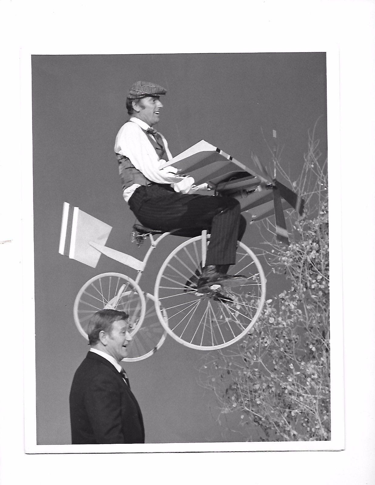 John Wayne and Dick Martin in Swing Out, Sweet Land (1970)