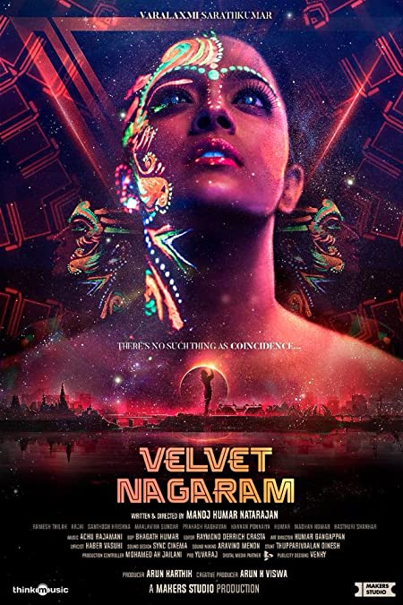 Velvet Nagaram (2019) Tamil WEB-DL - 480P | 720P - x264 - 400MB | 1.1GB - Download & Watch Online  Movie Poster - mlsbd