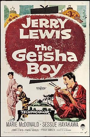 Where to stream The Geisha Boy