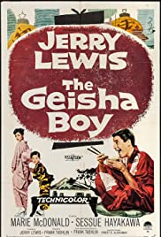 The Geisha Boy (1958) 720p