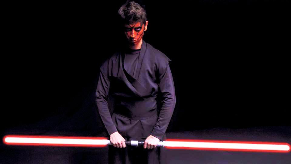 Alexander Romero in Star Trek Wars (2015)