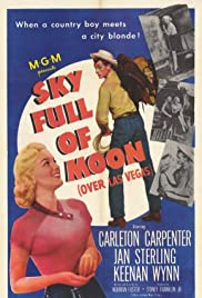 Sky Full of Moon Poster